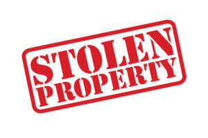 Charged with Receiving Stolen Property Willingboro NJ